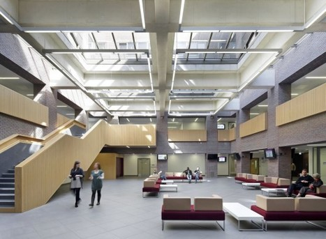 Kingston Business School / Hawkins\Brown | Idées d'Architecture | Scoop.it