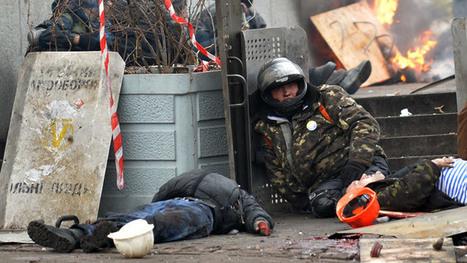 Kiev snipers hired by Maidan leaders - leaked EU's Catherine Ashton phone tape | Saif al Islam | Scoop.it