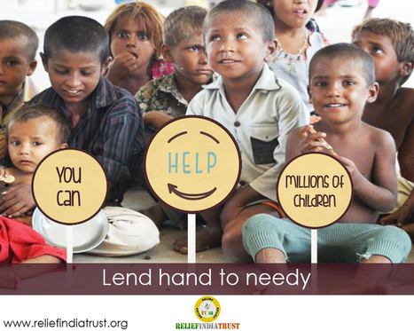 Relief India Trust : A Charitable Organization : NGO in India | Relief India Trust | Scoop.it