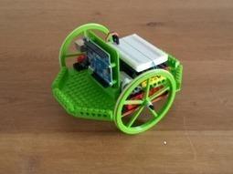5 DIY Projects Involving Lego, Arduino, and Motors | APRENDIZAJE | Scoop.it