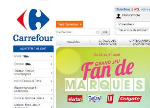 La nouvelle stratégie e-commerce de Carrefour   Veille : E-commerce   Scoop.it