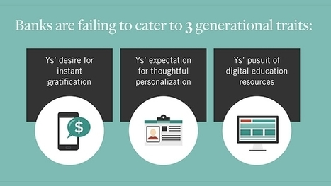 Infographic: Why Millennials Are Losing Interest in Banks | Adweek | Good Advice | Scoop.it
