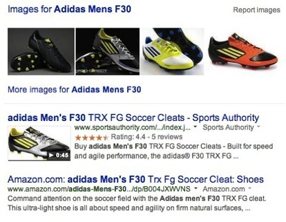 How Sports Authority Outranks Amazon | Digital-News on Scoop.it today | Scoop.it