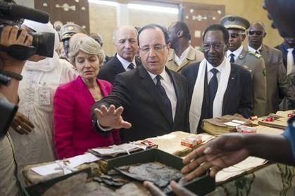 Manuscrits de Tombouctou : la BnF à la rescousse | Le Figaro | La Mémoire en Partage | Scoop.it
