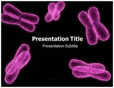 Chromosome PowerPoint Template- Templatesforpowerpoint.com   Templatesforpowerpoint   Scoop.it