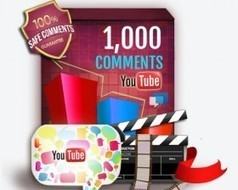 Buy YouTube Comments - Unbeatable Quality And Prices - | buy youtube comments | Scoop.it