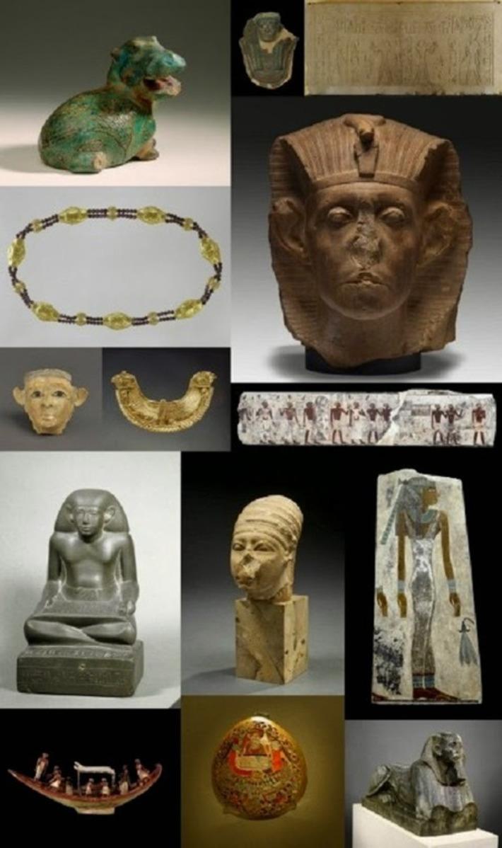 'Senusret III, a Legendary Pharaoh' at the Palais des Beaux-arts | The Archaeology News Network | Kiosque du monde : Afrique | Scoop.it