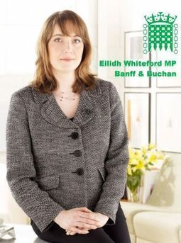 Eilidh Whiteford MP for Banff & Buchan: Local MP Welcomes Support for YES Vote from Leading Farming Figures | Referendum 2014 | Scoop.it