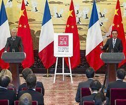 China, France to jointly target nuclear power markets   Sustain Our Earth   Scoop.it