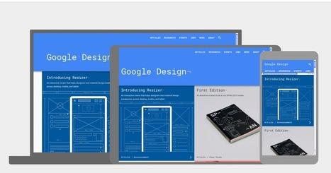 Tester le responsive d'un site sur tous les écrans | WEB : ressources et infos | Scoop.it