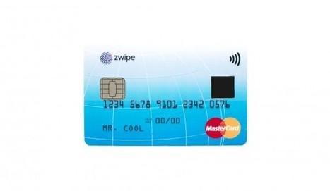 MasterCard et Zwipe lancent une carte de paiement sans contact biométrique avec détecteur d'empreinte digitale | Banking | Scoop.it
