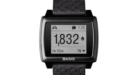 Basis Peak: The Important Features Of The Apple Watch For Less | UX-UI-Wearable-Tech for Enhanced Human | Scoop.it