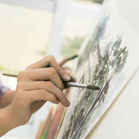 Art Therapy for Military Caregivers: Connect with Your Inner-being... | Art Therapy in Action | Scoop.it