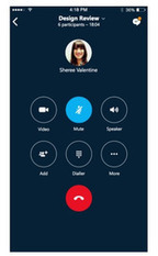 Skype for Business exits beta for iPhone and iPad users - Inquirer | iPhones and iThings | Scoop.it