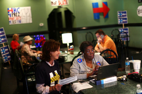 For Black Women in South Carolina, It's Clinton's Turn | Deconstructing Tribalism | Scoop.it