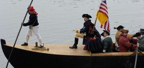 George Washington's Christmas Crossing | Foundations of the U.S. | Scoop.it