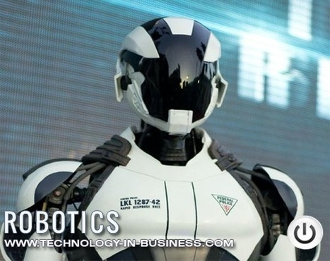 10 Robots That Are Way More Athletic Than You | Technology and Business | Scoop.it