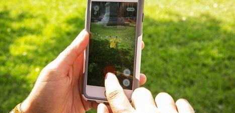 Pokemon Go : quand Salamèche, Bulbizarre et Carapuce aident à vendre   L'actualité de l'immobilier   Scoop.it