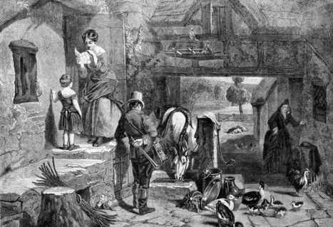 La poste à Paris en 1653 | Généalogie | Scoop.it