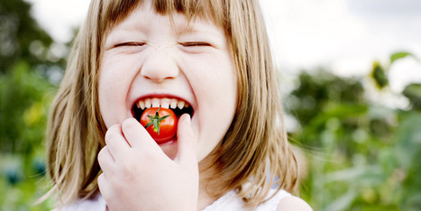 4 Skills Our Children Learn When They Eat Healthier - Huffington Post | Green Thumb, Red Tomatoes | Scoop.it