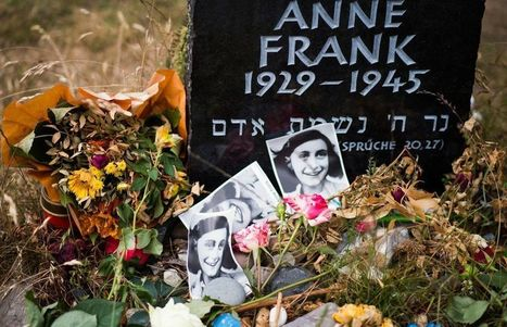 Le journal d'Anne Frank disponible en ligne malgré la bataille de droits | CaféAnimé | Scoop.it