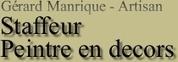GERARD MANRIQUE : Staffeur - peintre en décors | Devis Travaux-peinture-maison-appartement-rénovation | Scoop.it