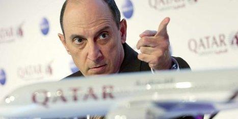 Coup dur pour Airbus, Qatar Airways achète des Boeing 737MAX | 694028 | Scoop.it