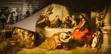 Hyvää museopäivää! Testaa, tunnistatko vanhoihin taideteoksiin kätketyt salatut viestit   Uskonto   Scoop.it
