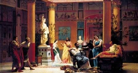 Introducción a las personas jurídicas romanas   LVDVS CHIRONIS 3.0   Scoop.it
