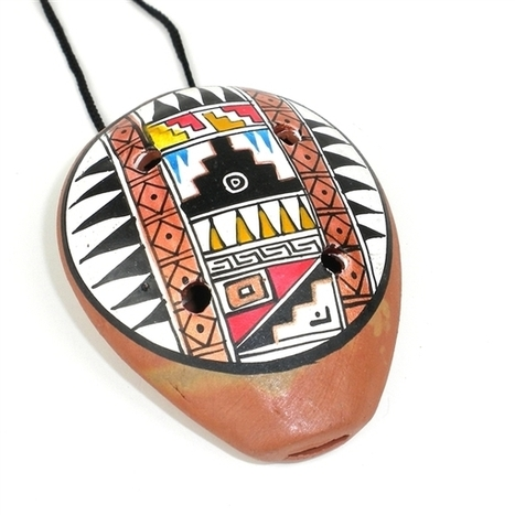 Ceramic Ocarina Necklace - Peru | Environment | Scoop.it