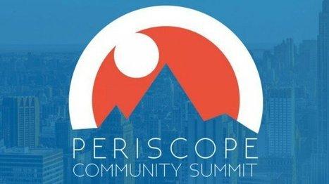 Periscope Community Summit Presents New York Scope Week | SEO | Scoop.it