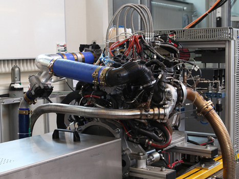 Extending Fossil Fuels: Super-Efficient (118 MPG) Hybrid Combustion Engine ... - Science World Report | Fossil Fuels | Scoop.it