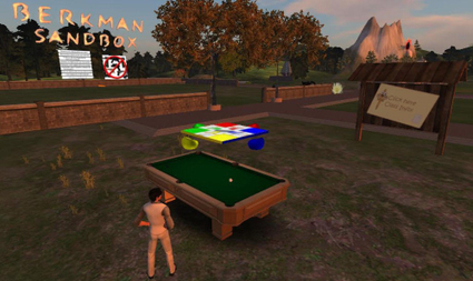 Harvard Still Has a Sim in Second Life, But I'm Not Sure Even Harvard Remembers That | Second Life and other Virtual Worlds | Scoop.it