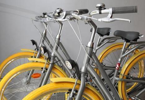 A vélo - Déplacement et stationnement - Pratique - Bordeaux   Bordeaux & Web   Scoop.it