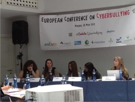 Europe's AntiBullying Campaign (e-abc): Ευρωπαϊκό συνέδριο για το διαδικτυακό - ηλεκτρονικό εκφοβισμό   Εκφοβισμός και Διαδικτυακός Εκφοβισμός   Scoop.it