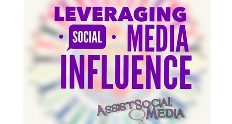 SEO and Social Media - leveraging influence in SEO strategy | SocialMedia_me | Scoop.it