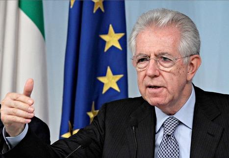 """""""Cambiare l'Italia, riformare l'Europa""""   Agenda per un impegno comune di Mario Monti   Italia Futura Trieste   Scoop.it"""