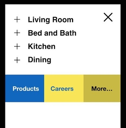 Designing Navigation On Mobile: Prototyping With Keynote | UX-UI Topics | Scoop.it