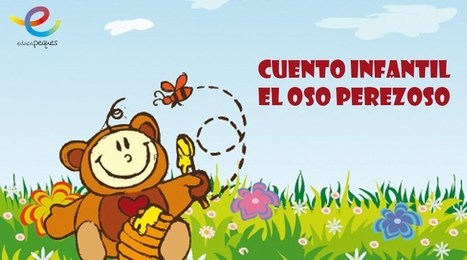 Lee y Comprende: El Oso Perezoso - Educapeques | Educapeques Networks. Portal de educación | Scoop.it