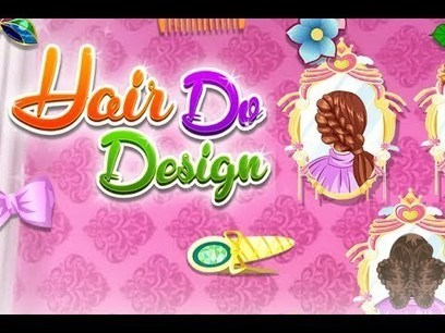Hair Do Design Free Girls Game   Android Free Games   Scoop.it