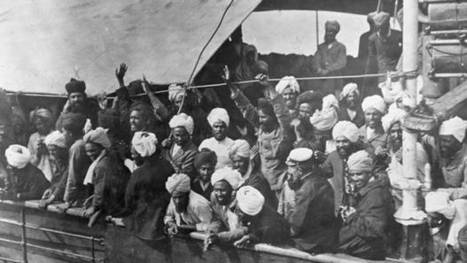 Behind the Komagata Maru's fight to open Canada's border | geography topics | Scoop.it