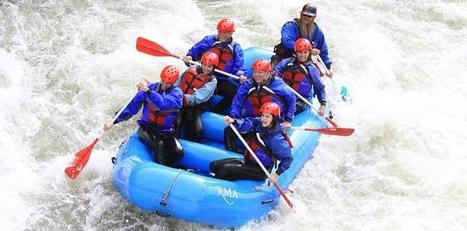Experience Rafting's Different Level at Colorado's Various River | White Water Rafting Colorado Adventures | Scoop.it