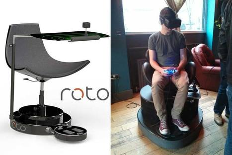 Virtual Reality Gets More Real with Roto | Augmented Reality | Scoop.it