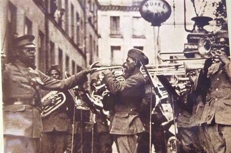 l'apparition du jazz en Pays de la Loire | l'art et la guerre 3 pfp2 | Scoop.it