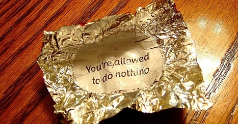 11 Terrible Therapy Sessions With Dove Chocolate Wrappers | Prozac Moments | Scoop.it