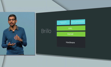 Brillo es Android para el Internet de las Cosas | TECNOLOGÍA_aal66 | Scoop.it