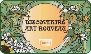 Découvrez l'Art Nouveau - 3 jeux interactifs   Remue-méninges FLE   Scoop.it