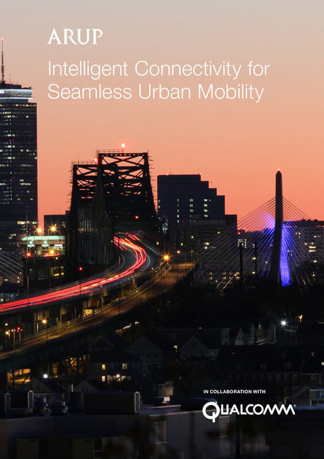 Intelligent Connectivity for Seamless Urban Mobility | Papers | Scoop.it