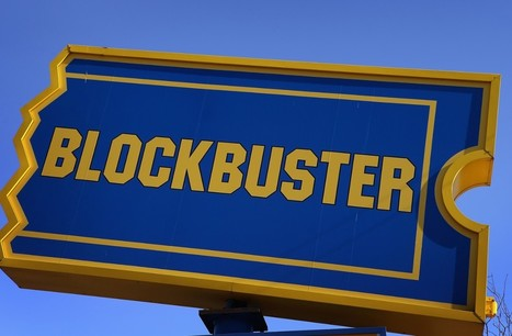 Blockbuster Is Closing All of Its U.S. Stores | It's Show Prep for Radio | Scoop.it