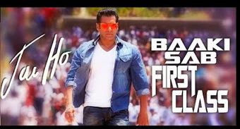 BAAKI SAB FIRST CLASS HAI LYRICS - Jai Ho | Salman Khan | Music | Scoop.it